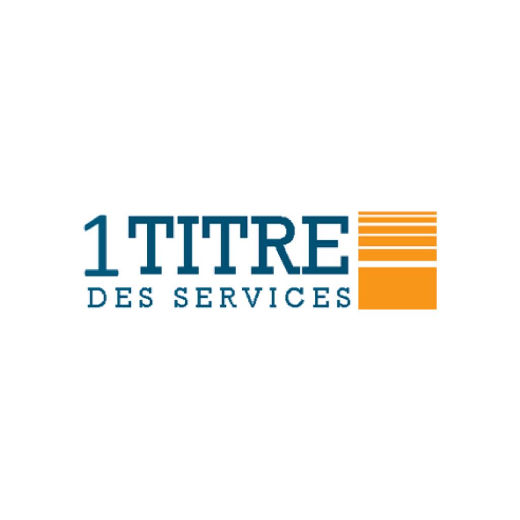 Logo 1 titre des services