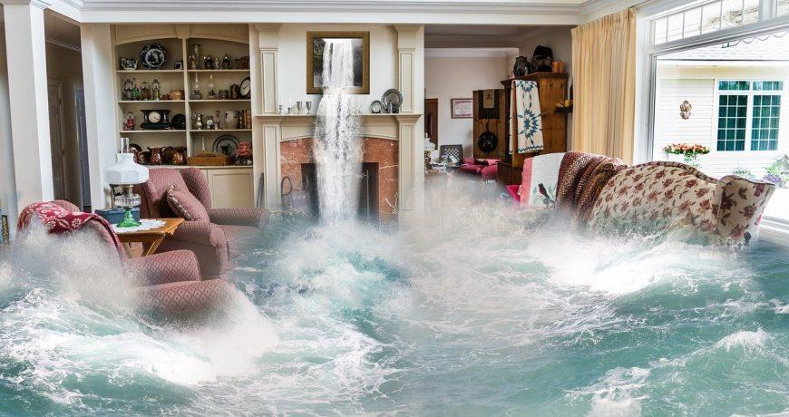 nettoyage suite à un dégâts des eaux - Home Cleaning Services