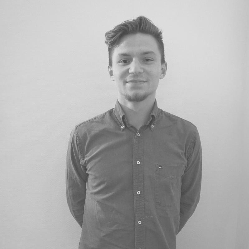 Simon Vandenplas - Project assistant