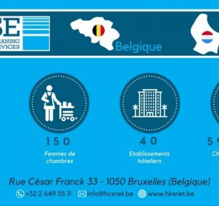 infographie housekeeping
